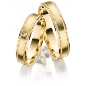 Partnerringe Gold 333